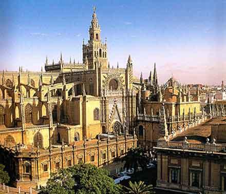 Cathédrale Notre-Dame-de-Siège de Séville