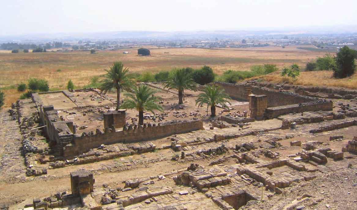 Ruines de la médina Azahara