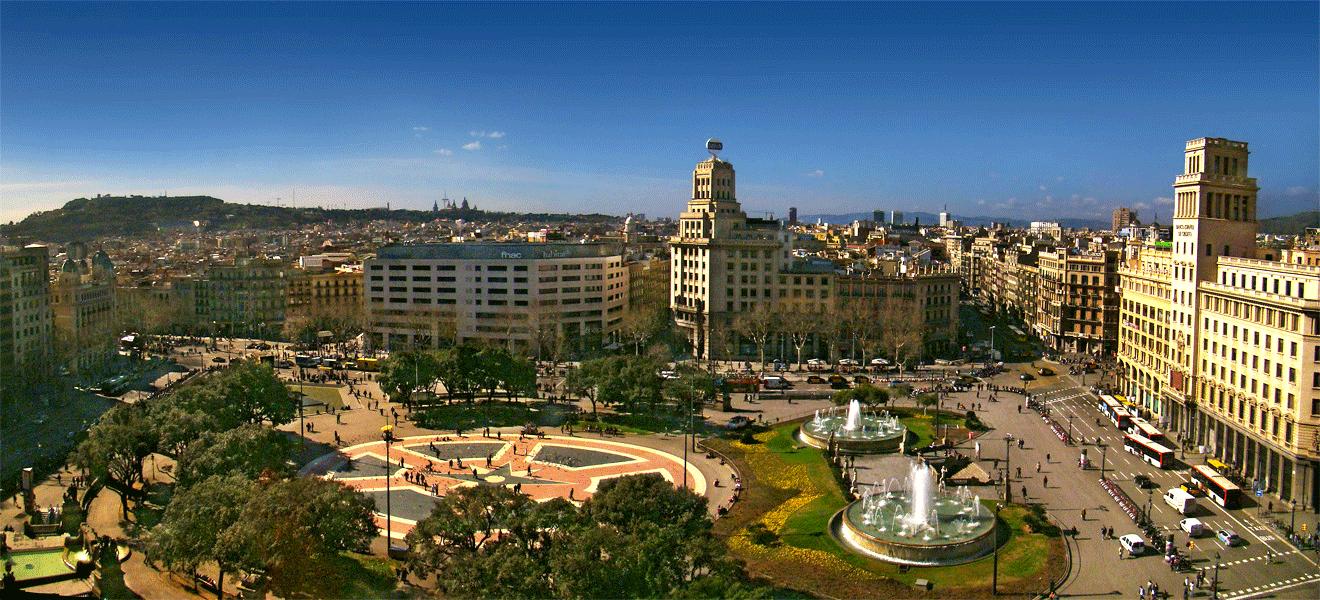 Place de Catalunya