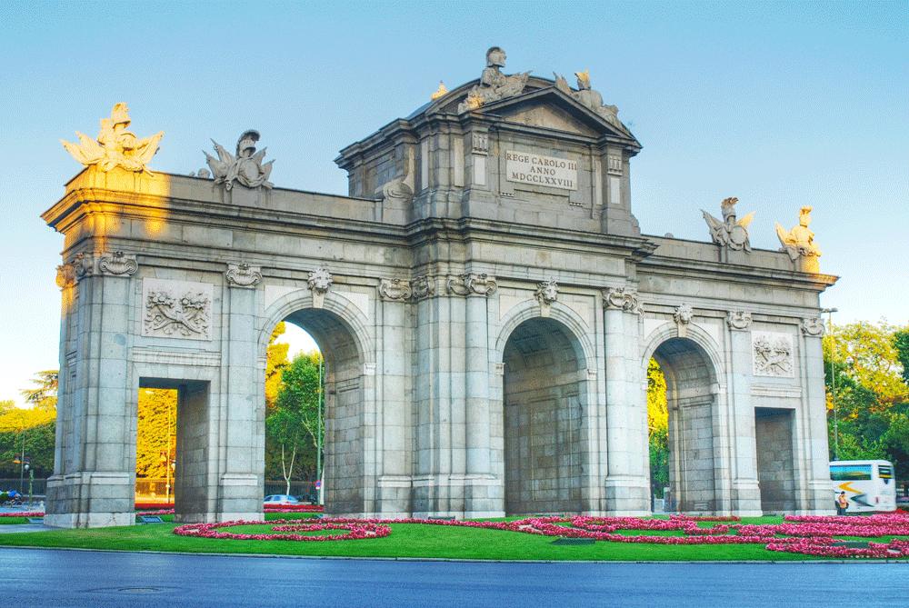 Puerta-de-Alcala-Madrid