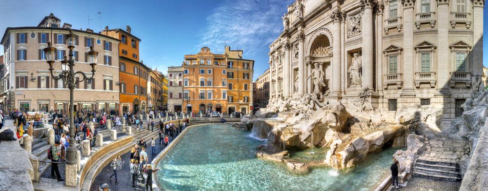 rome séjour 4 jours